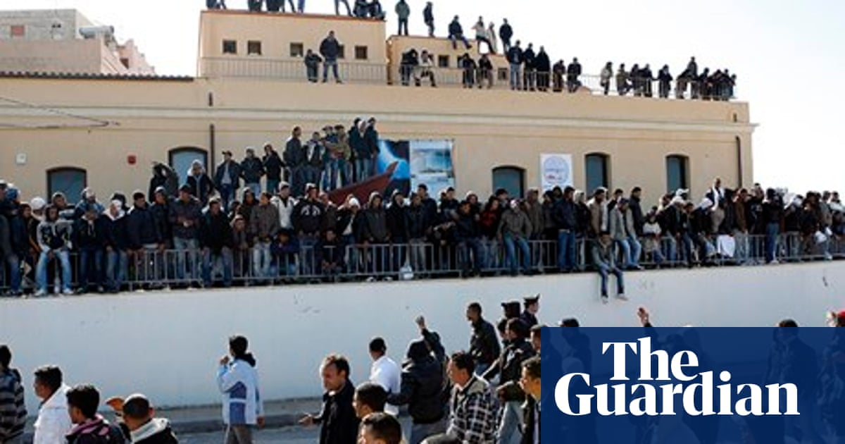 Why Lampedusa remains an island of hope for migrants | World news