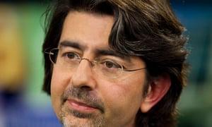 Pierre Omidyar, eBay founder.