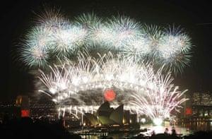 Opera House: Fireworks