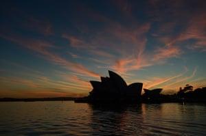 Opera House: Sunrise