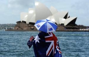 Opera House: Australia day