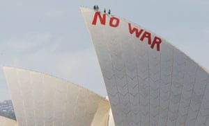 Opera House: No War