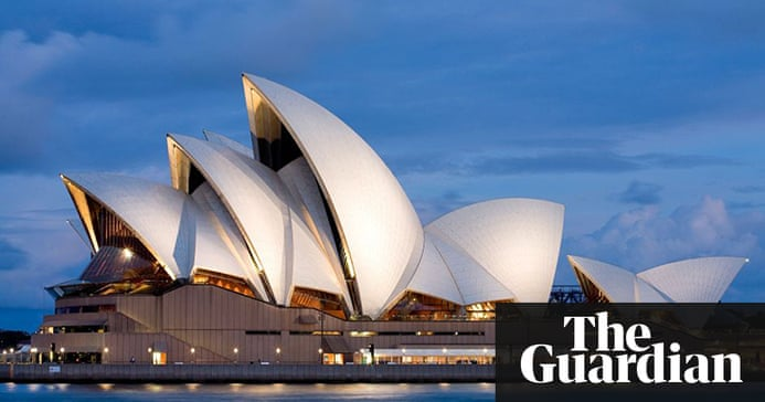 The sydney opera house in pictures australia news for Garden design jobs sydney