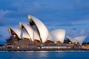 Opera House: Sydney Opera House