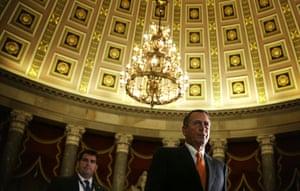 U.S. Speaker of the House Rep. John Boehner.