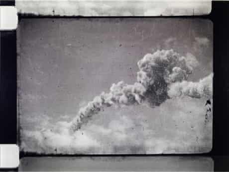 Dust in the Wind (Cedar IV). Photograph: Joana Hadjithomas and Khalil Joreige