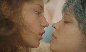 Blue is the Warmest Colour: Léa Seydoux and Adèle Exarchopoulos
