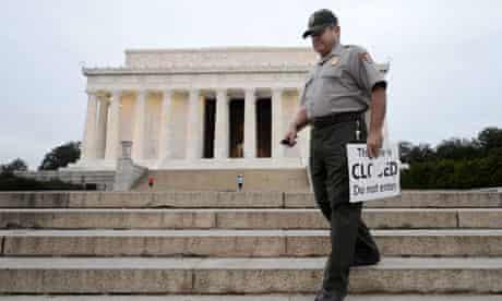 US federal shutdown ends