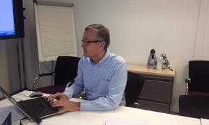 British Gas Customer Service Director, Bert Pijls