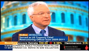 Jim Millstein
