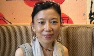 Tibetan activist and writer Tsering Woeser