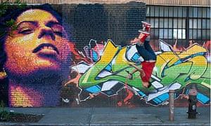 Chris Arnade Graffiti