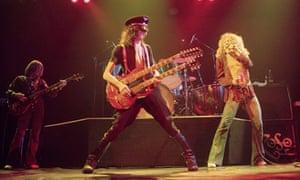 Led Zeppelin in Concert