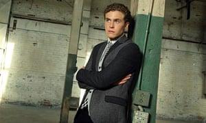 Agents of SHIELD: Iain De Caestecker as Agent Leo Fitz