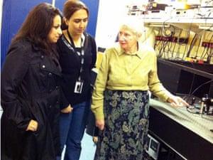 Adalovelace: female physicist