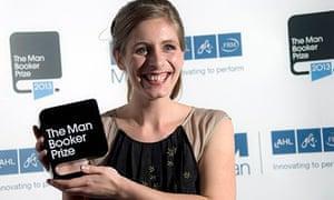 Eleanor Catton the luminaries man booker prize