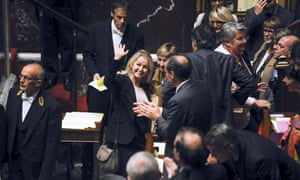 Female French members of parliament