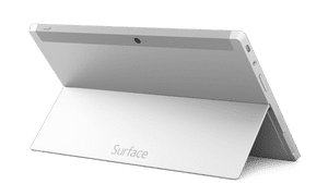 Microsoft Surface 2 review - kickstand with two angles