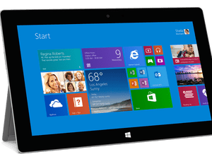 Microsoft Surface 2 review - high-resolution 1080p 10.6in screen