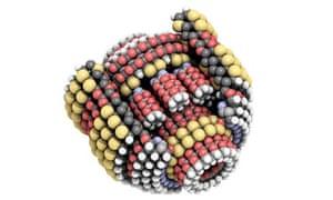 Nanoscale planetary gear
