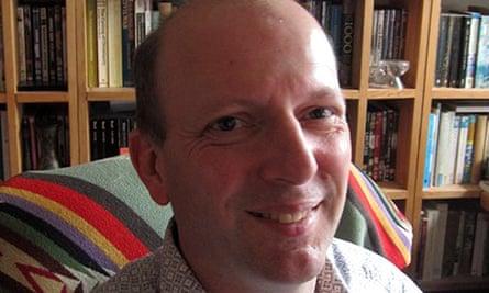 Michael Wallin, founder of Border Crossings