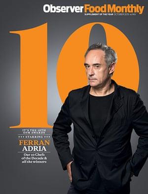 ofm: Ferran Adria