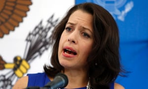 Expelled: US charge d'Affaires Kelly Keiderling.