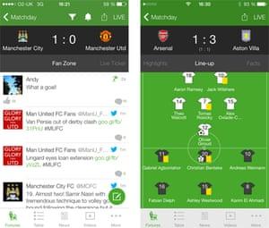 The Football App
