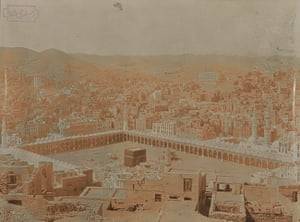 Historic Mecca: Picture of the City of Mecca the Great