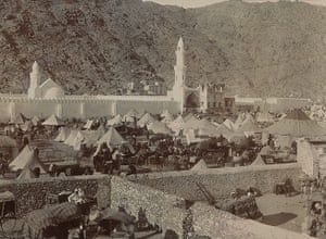 Historic Mecca: The Mosque of Khaif and Mina