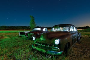 Nightwatch: Chevys in Bowie, Texas. April 2009