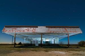 Nightwatch: Abandoned restaurant in Celina, Texas. November 2009