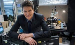 Henry Markram Human Brain Project
