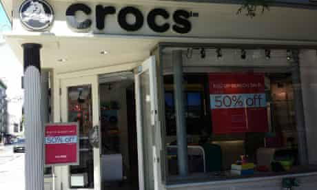 crocsspringstreetstorefront