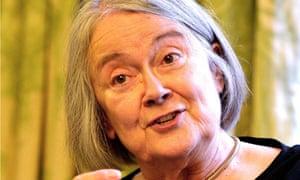 Lady Hale, judge at UK supreme court