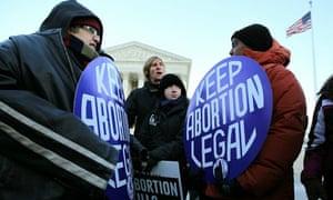 Abortion US America