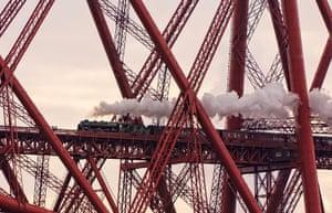 Landscape photography: rail bridge