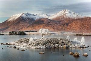 Landscape photography: Rannoch moor
