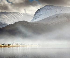 Landscape photography: Bill and Ben, Fort William
