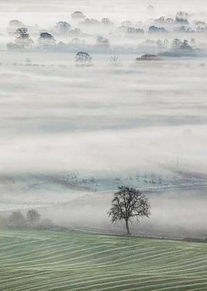 Landscape photography: vale of mist