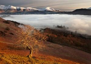 Landscape photography: winter sunrise in Cumbria