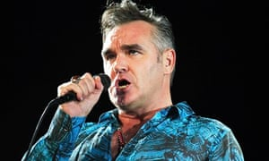 Morrissey has said he is 'humasexual', rather than homosexual.