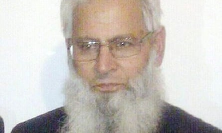 Mohammed Saleem, who was stabbed to death as he walked home from the mosque in April