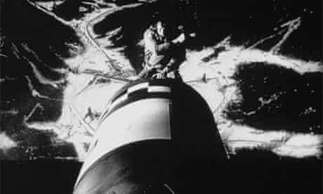 Dr Strangelove, film still