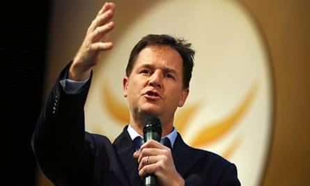 Nick Clegg has criticised the use of unqualified teachers in free schools