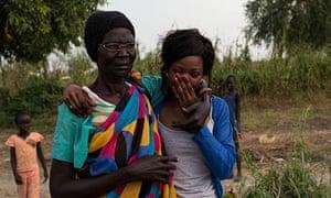 Abyei - Angelina Nyanjth