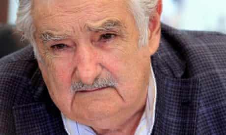 Uruguayan president Jose Mujica