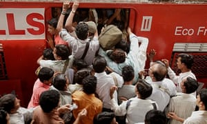 Mumbai's rail commuters pay a high human price for public