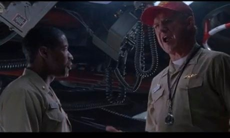 Why I love … the 'Captain, I cannot concur' scene in Crimson