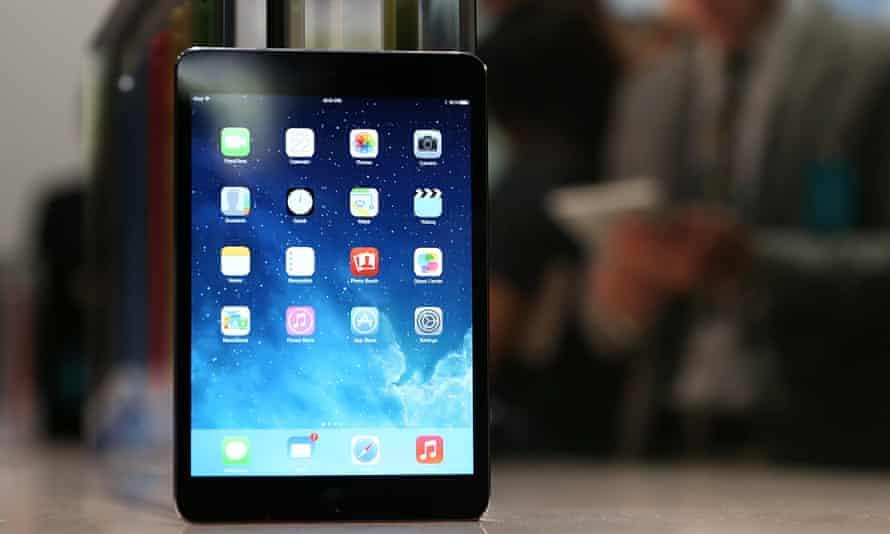 iPad mini now with retina display